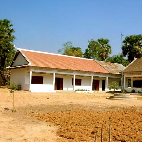 Nieuwe school Chhuk