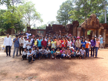 Khmer New Year 2012