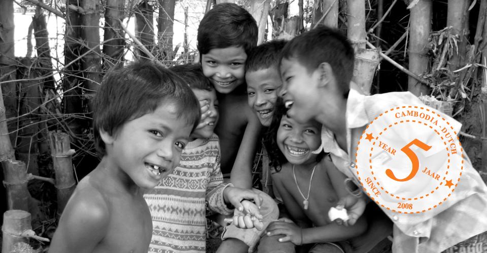 Stichting Cambodia-Dutch bestaat 5 jaar