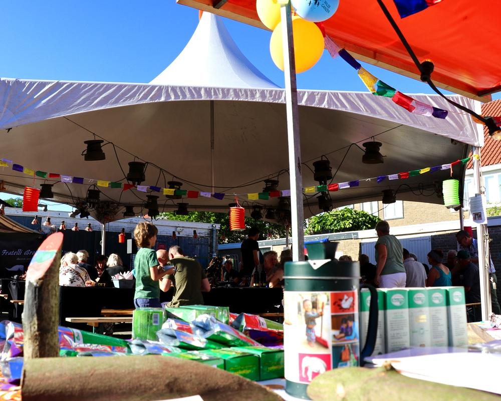 Feest tienjarig bestaan Stichting Cambodia-Dutch