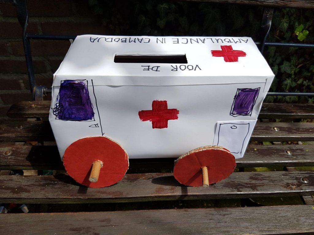 Ambulance Cambodja